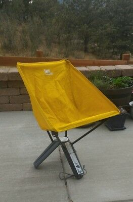 Therm-a-Rest Treo Chair in Curry