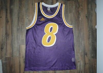 new style 13394 34382 Adidas Kobe Bryant Jersey Crazy 8 Jordan Jeams California Lakers Nba Nike