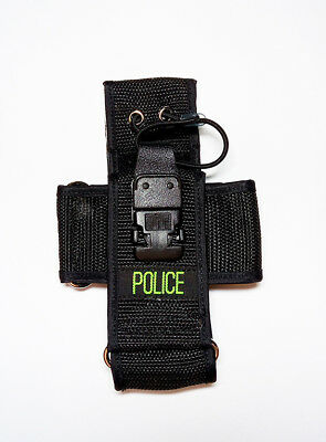 Radio Pouch Holster for Security Guards Police State Trooper Marshals Officer