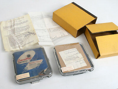 2 Connecticut Telephone Continuous Tape Cartridge For Repetitive Impact Magazine