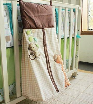 Baby Nappy Diaper Bag Embroidery Nursery Stacker Storage Hanger