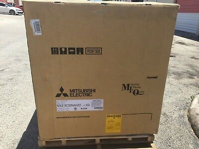 Mitsubishi Mini Split 30000 BTU Multi Zone Heat Pump H2I - MXZ-3C30NAHZ2-U1