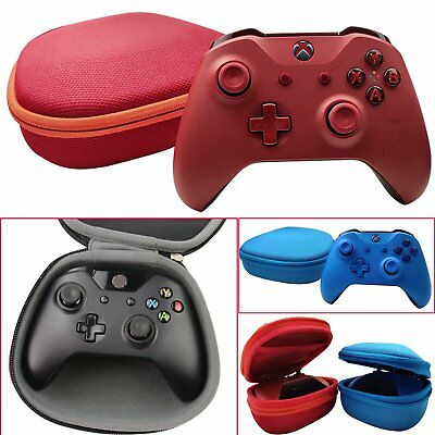 EVA Case Bag Carry Shell for XBOX ONE X/S/Elite Game Controller & Accessories