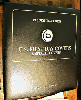 1st Day Covers 1923-1937 52 Covers - in Postal Commemorative Society Album