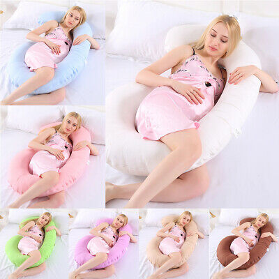 Pregnancy Pillow-Full Body Relax Bed Pillow for Maternity and Pregnant Women