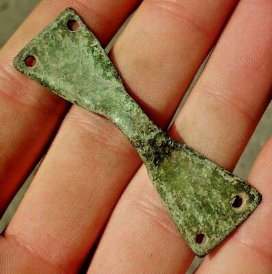 Ancient Celtic Bronze Pendant - 200 B.c.