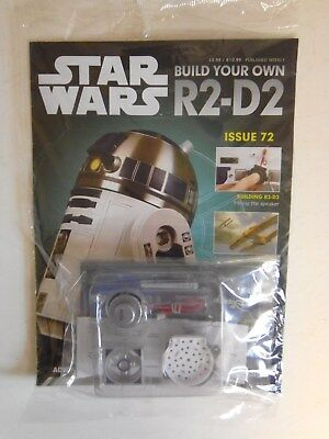 DeAgostini Star Wars Build Your Own R2-D2 Issues 72 NEW & SEALED