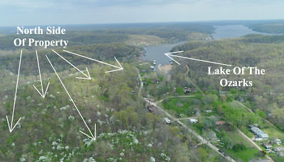162 Acres w/ OWNER FINANCING at Lake Of The Ozarks! - Creek, timber, meadow...