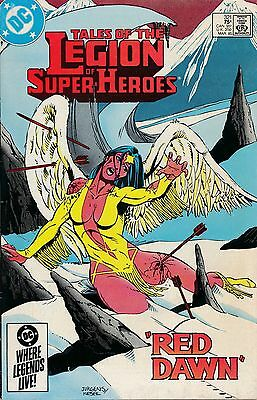 Tales of the Legion of Super-Heroes (DC, 1980 series) #321 VF