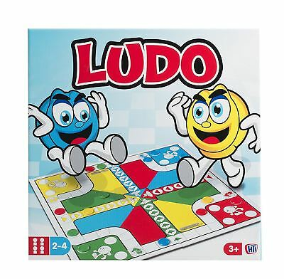 Classic Traditional Family Board Games Kids Children's Xmas Gift Toys. (Ludo)