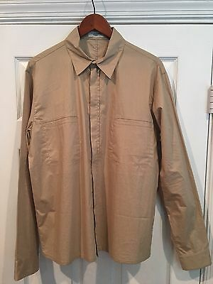 6d96a0f75c8 Mens Vintage Calvin Klein Collection Shirt-Jacket. Excellent condition.  Italy.