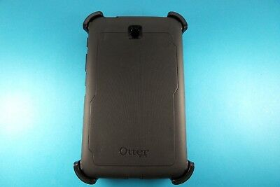 best service 87687 3a758 OTTERBOX DEFENDER SAMSUNG Galaxy Tab 3 7-inch -- BLACK -- NO BOX - Pre-Owned