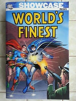 DC Showcase Presents World's Finest Volume 1 - Superman and Batman
