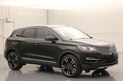 Lincoln MKC BLACK LABEL INDULGENCE THEME 2.3 TURBOCHARGED MSRP $57898 VENTIAN LEATHER SEATING ALCANTARA HEADLINER PANORAMIC VISTA ROOF