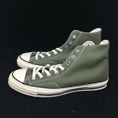 f4556420193 Converse Chuck Taylor All Star 70 High Top Sneakers 159771C Herbal Black  Egret