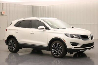 Lincoln MKC BLACK LABEL CENTER STAGE THEME 2.3 TURBOCHARGED MSRP $57370 VENTIAN LEATHER SEATING ALCANTARA HEADLINER PANORAMIC VISTA ROOF
