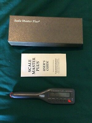Scale Master Plus Digital Plan Measuring Tool
