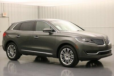Lincoln MKX RESERVE 3.7 V6  6 SPEED AUTOMATIC MSRP $50967 LINCOLN MKX TECHNOLOGY PACKAGE SONATA SPIN ALUMINUM TRIM