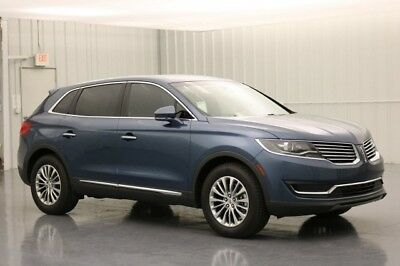 Lincoln MKX SELECT 3.7 V6 AUTOMATIC SUV MSRP $46931 LINCOLN SOFT TOUCH SEATS APPEARANCE PROTECTION PACKAGE WINDSHIELD PROTECTION