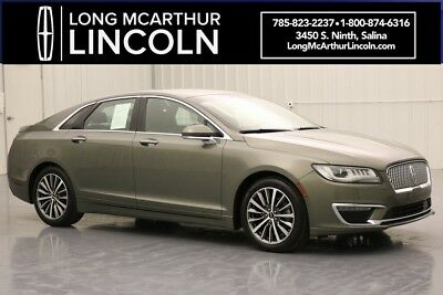 Lincoln MKZ/Zephyr Premiere 2017 Premiere Used Certified Turbo 2L I4 16V Premium Automatic FWD Sedan