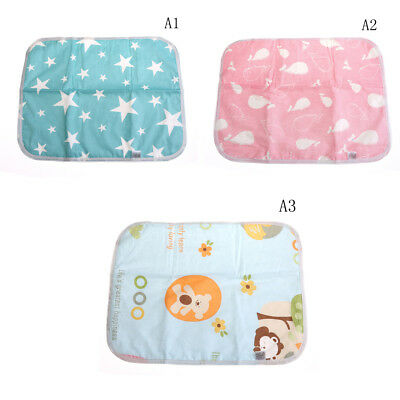 Baby Portable Foldable Washable Waterproof Changing Mat Cute MattressSEAU