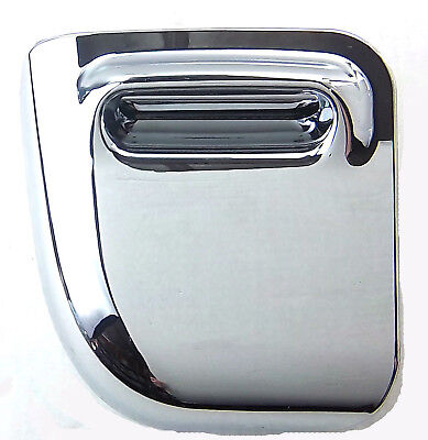 Ashtray Cover Chrome Plastic for Peterbilt 379 389 388 386 384 (2006+ or Newer)
