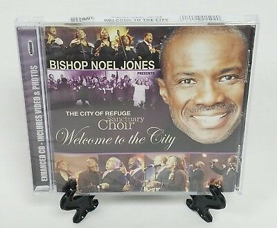 The City of Refuge Sanctuary Choir Welcome To The City New Sealed
