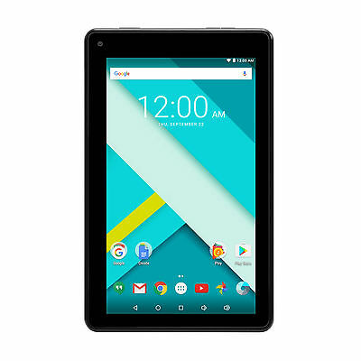 "RCA Voyager RCT6973W43 Voyager III RCA 7"" 16GB Tablet Android Dual Camera"