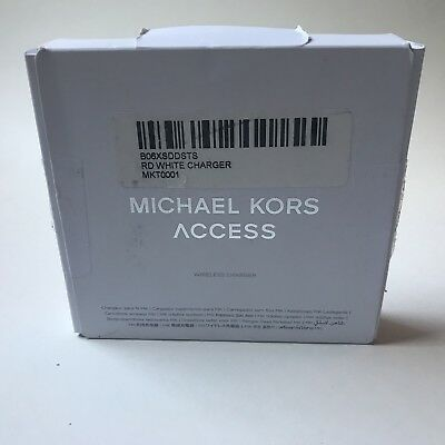 Michael Kors Access Smartwatch Charger MKT0001 OEM New Authentic