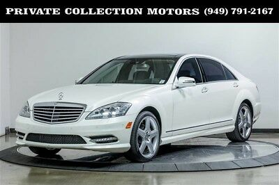 2013 Mercedes-Benz S-Class  2013 Mercedes-Benz S 350 BlueTEC S-Class 1 Owner Clean Carfax Highly Optioned