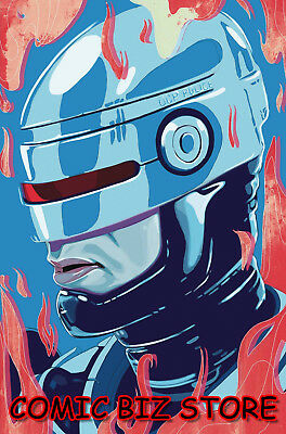 Robocop Citizens Arrest #4 (2018) 1St Printing Bagged & Boarded Boom