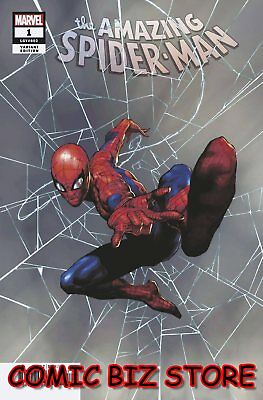 Amazing Spider-Man #1 (2018) 1St Print Scarce 1:50 Opena Variant Cover Marvel