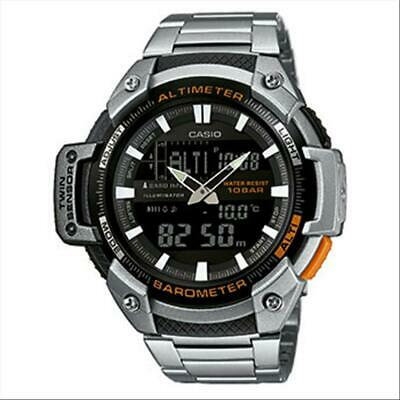 Orologio Casio Collection Sgw-450Hd-1Ber Barometro Termometro Altimetro