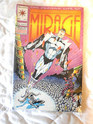DOCTOR MIRAGE No 1 (1993)