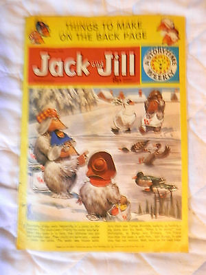 JACK and JILL ccomic (1976)