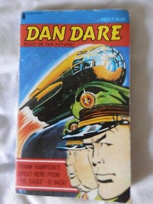 DAN DARE paperback issue (1977)