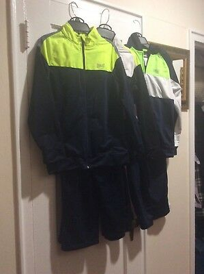 Everlast boys size L, 10-12, Athletic pants and zip up sweatshirt outfit