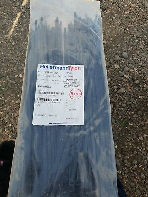 Hellermanntyton Cable Ties L 300mm W 4.6mm