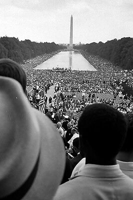 "New 5x7 Photo: Martin Luther King March on Washington, ""I Have a Dream"" Speech"