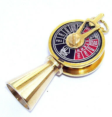 VINTAGE STYLE ANTIQUE BRASS TELEGRAPH NECKLACE KEY RING GIFT lot of 10 pcs