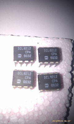 20x.  ICL8212CPA Programmable Voltage Detectors  DIP-8