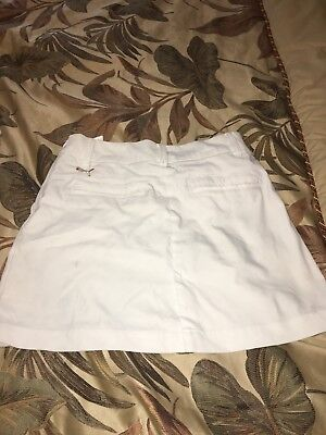 PUMA GOLF WOMEN S 2018 Powershape Pull on Pants White Medium Pockets ... 47bea88045