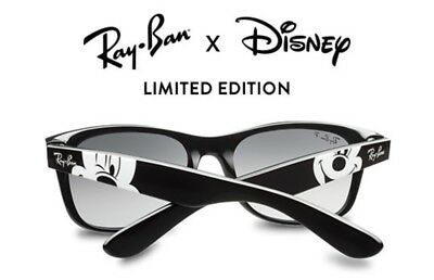 12a15083467 Ray-Ban Disney Parks 2018 Mickey Mouse Limited Edition Sunglasses Wayfarer  NIB