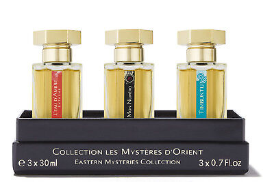 L'Artisan Parfumeur Eastern Mysteries Collection 3 x 30ml/0.7Oz New In Box
