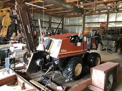 ditch witch 410sx