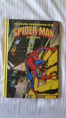 spiderman annual  1979 Vintage Comic Book