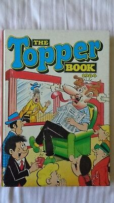 the topper book 1984 Vintage Comic Book