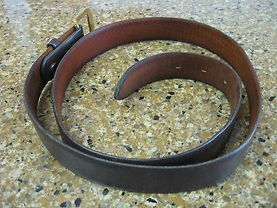 Kings Road collection Leather Belt 38