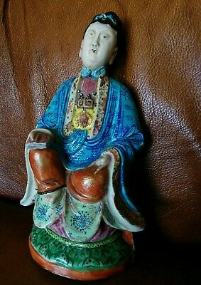 Antique Chinese Porcelain Figure