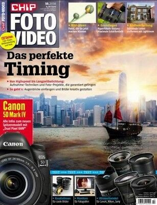 CHIP Foto Video 10 Oktober 2016 perfekte Timing Canon 50 Mark 4 Ultraweitwinkel